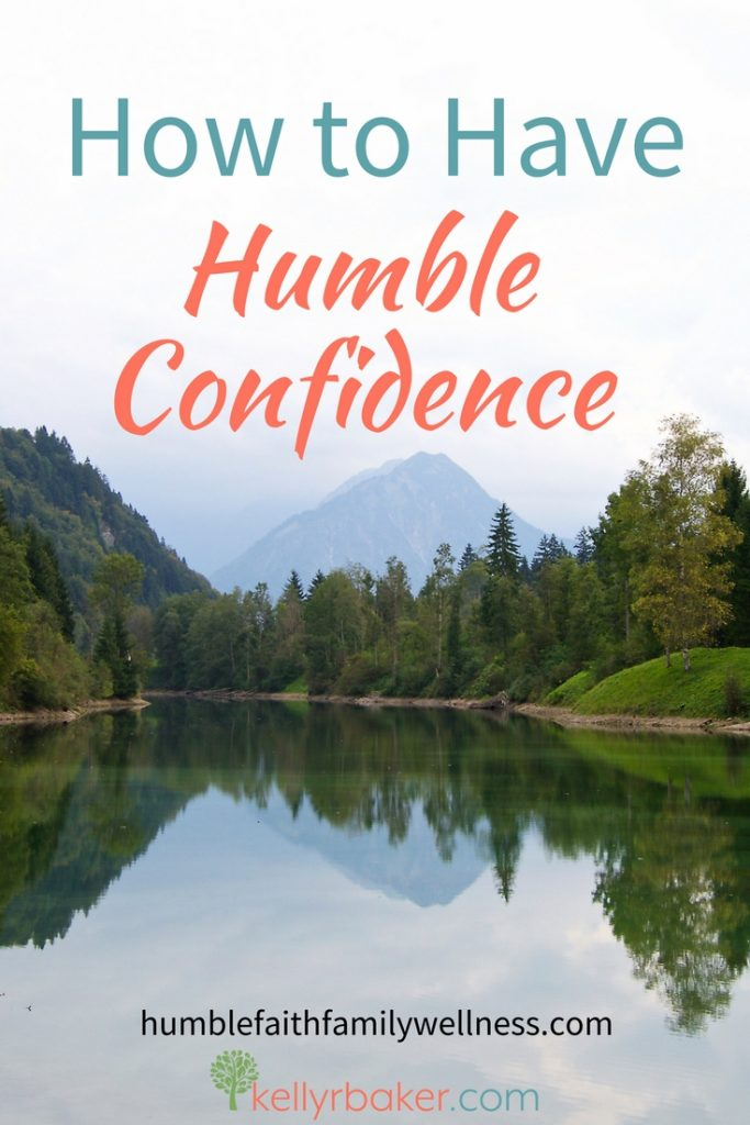Does the the concept of humility further your struggle with confidence? The truth is the two can co-exist. Here's how. #humility #confidence #thrive #spiritualgrowth #bibilicaltruths