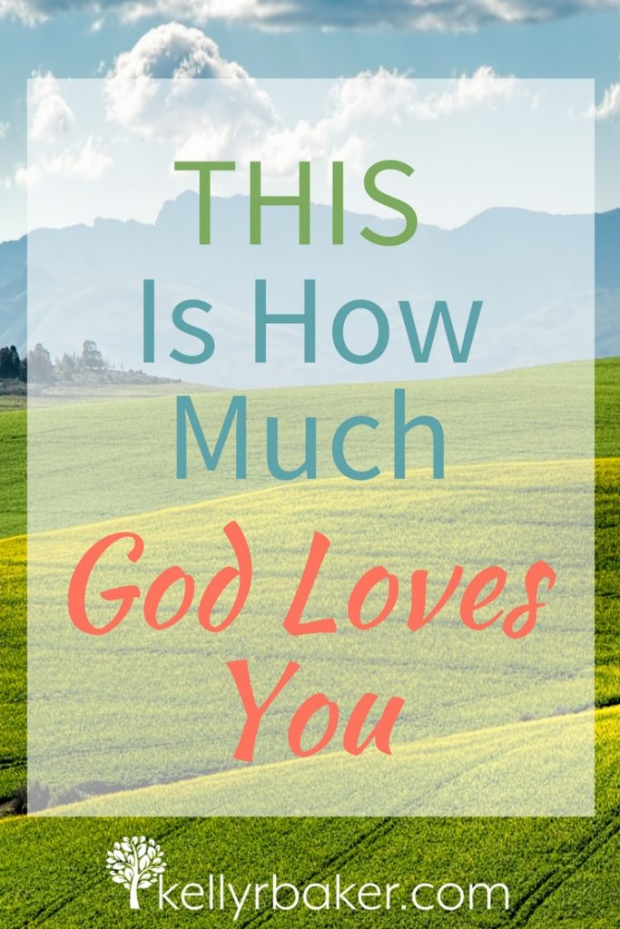 Humans are wired to be loved and ultimately to find fulfillment in God alone. Do we know how much He loves us? Here's a surprising story that shows us. #God #love #fulfillment #satisfaction #parable #truth #thrive #spiritualgrowth