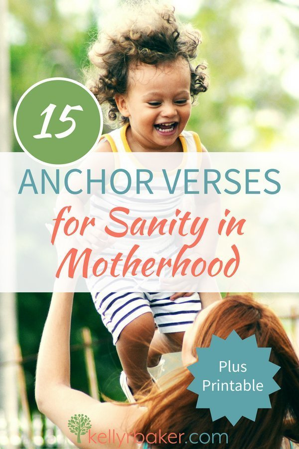 When it seems as if I'm losing my sanity as a mom, the only lasting solution is to anchor my soul with verses from God's Word. THAT'S when I'm going to have sanity in motherhood. #ThrivingInChrist #motherhood #motherhoodstruggles #motherhoodinspiration #motherhoodencouragement #relationships #bible #spiritualgrowth #mothersday #mothersdayquotes #printable #mothersdayprintable #mominspiration #verses #christianmotherhood #bibleverses #motherhoodadvice #kids #mom