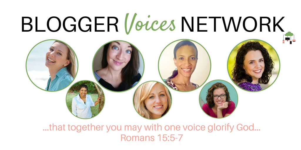 "The heart and foundation of the Blogger Voices Network is that we would together ""with one voice glorify God"" (Romans 15:5-7). We practice contentment, keep our blog as an offering for God's glory, and not allow comparison to divide us through the mission of the Network. Female Christian faith bloggers may join. #network #christian #faith #networking #contentment #interviews #collaboration #womeninministry #blogger #networkingideas #thrivinginchrist #women #networktips #community #Godsglory"