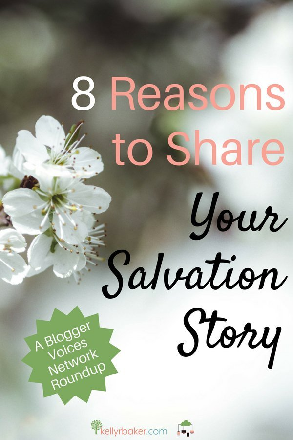 """Sometimes a single phrase of testimony can set events in motion that affect someone's life for eternity"" —Dieter F. Uchtdorf. Here are eight reasons why we should share our story. #BloggerVoicesNetwork #BVNetworkParty #ThrivingInChrist #roundup #blogger #wisdom #spiritualgrowth #Christian #blog #story #testimony #salvation"