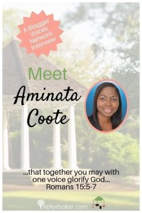 BVN Member Interview: Meet Aminata Coote