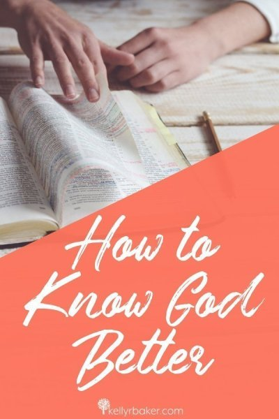 How does getting to know God better this year sound? Imagine being closer to your Creator! Here is a practical way you might not have thought of yet. #ThrivingInChrist #God #DailyTime #GodTime #QuietTime #BibleTime #SpiritualGrowth #KnowGod