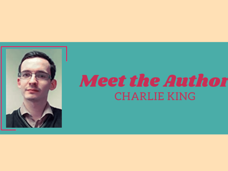 Author Charlie King