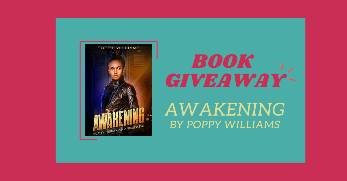 Giveaway Awakening by Poppy Williams
