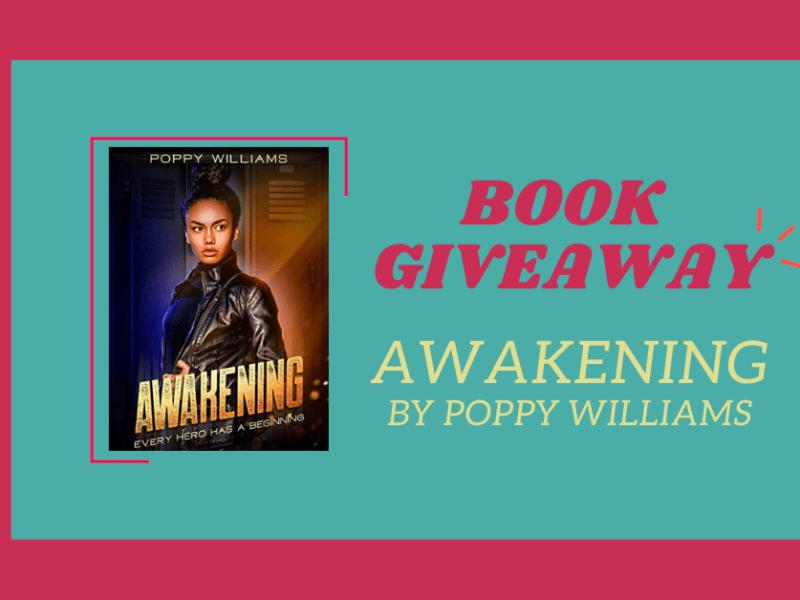 Giveaway Awakening by Poppy Williams