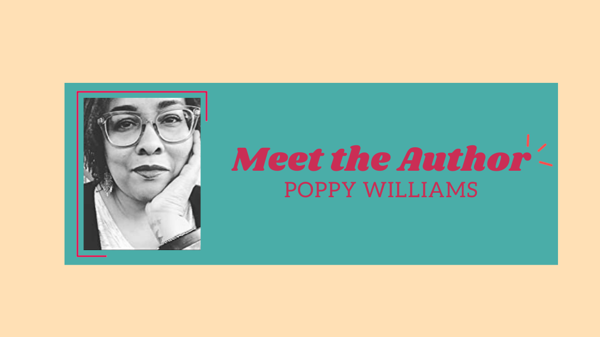 Meet Author Poppy Williams