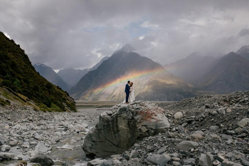 Christchurch Wedding Photos
