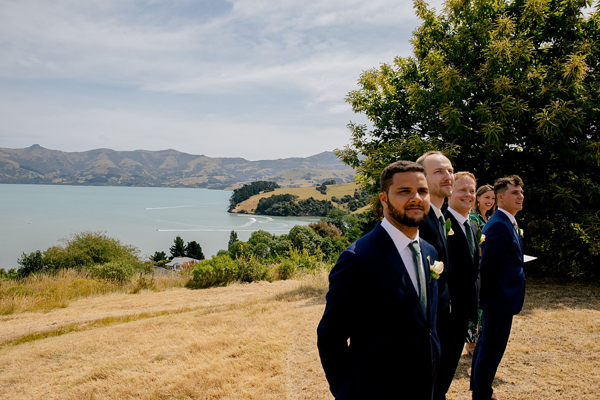 Akaroa Wedding