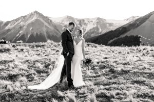 Helicopter Hill Wedding