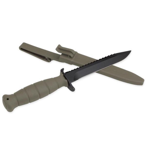 Glock Field Knife w/ Saw