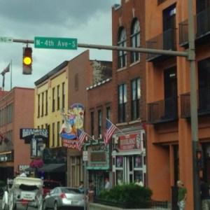 Nashville Send Off