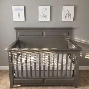 Baby Boy Nursery Tour