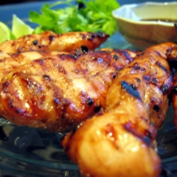 Recipe: Easy Grilled Chicken Teriyaki