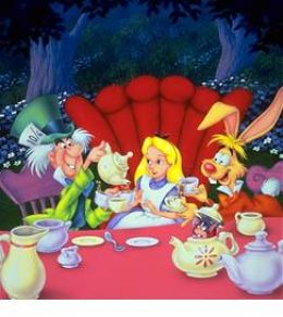 Creating your own 'Alice in Wonderland'-themed party