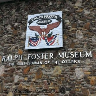 The Ralph Foster Museum #ExploreBranson