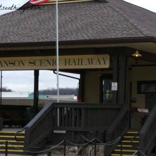 Branson Scenic Railway – Branson, MO #ExploreBranson