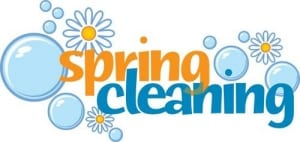 Beat Rainy Day Boredom This Spring – Involve Your Kids in Spring Cleaning