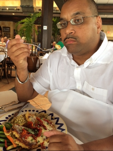 Ronnie - Columbia - Restaurant - Clearwater beach - Florida - Kelly's Thoughts On Things