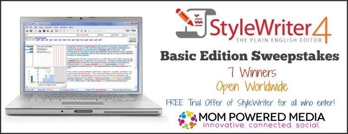 StyleWriter4Giveaway
