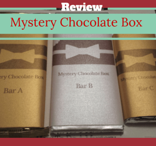 Mystery Chocolate Box Review- #HolidayGiftGuide