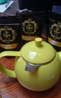 Tea Gallerie the Ultimate Sensory Experience- #Review