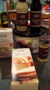 Tastefully Simple Product Review