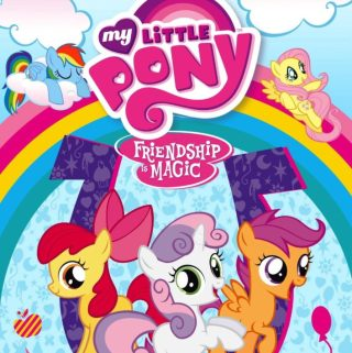 MY LITTLE PONY- FRIENDSHIP IS MAGIC: ADVENTURES OF THE CUTIE MARK CRUSADERS