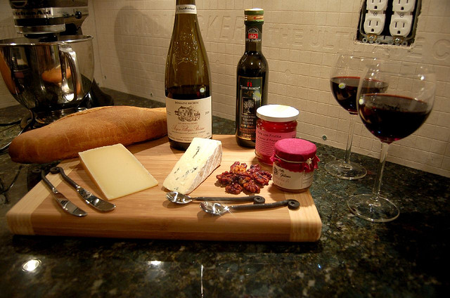 How To Host The Best Cheese And Wine Party