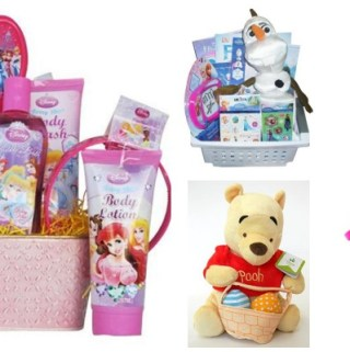 Candy free Disney gift basket ideas for under $50