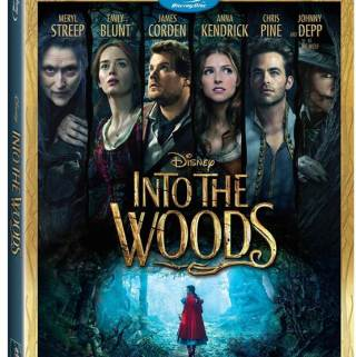 Disney's Into the Woods Arrives on DMA and Blu-ray 03/24