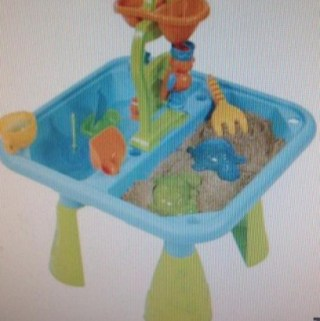 OneStepAhead Sand and Water Table Giveaway ends 4/17