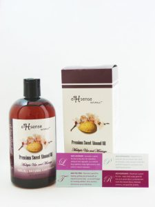 Premium Sweet Almond Oil
