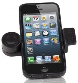Simplehold's Smartphone Car Mount Makes Talking On Phone Easy! #drivesimple