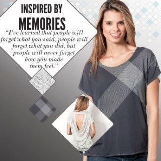 Show Mom How She Inspires You With a T-Shirt- All The Above Clothing