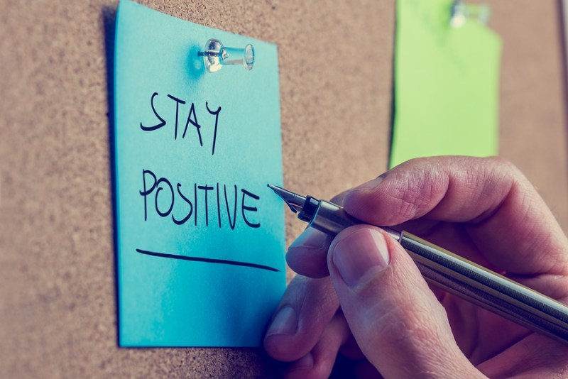 Staying Positive When Parenting Defeats You