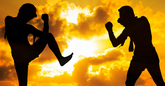 Suwit Muay Thai Training  -  A New Sport Hit for Your Fitness and Lose Weight