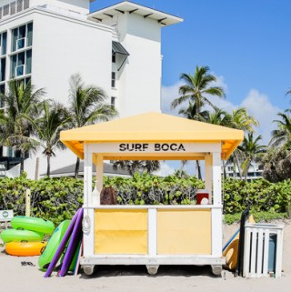 The Best Water Sports At The Boca Resort And Spa