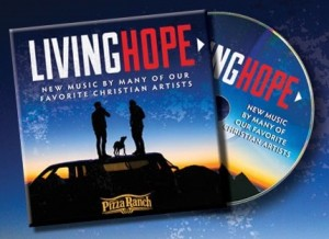 Living Hope CD Giveaway