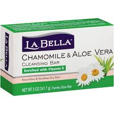 Chamomile & Aloe  Personal cleansing products for the whole family