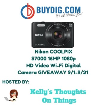 Win A Nikon COOLPIX 27000