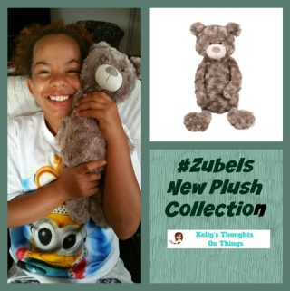 So Cute and Cuddly: #Zubels New Plush Collection