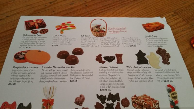 Vermont Nut Free Candy Options