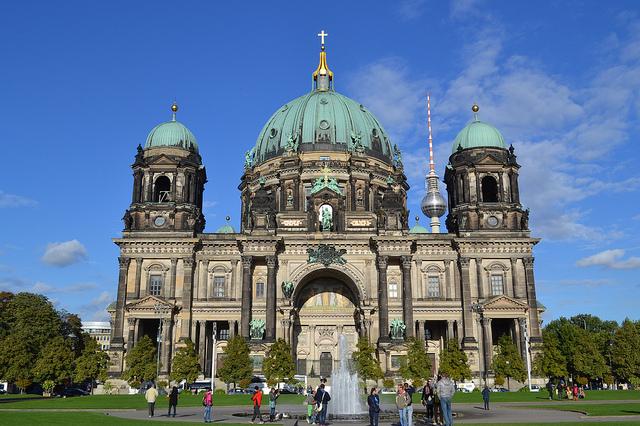 Amazing Historical Architecture around Europe