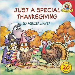Giving Thanks With Harper Collins