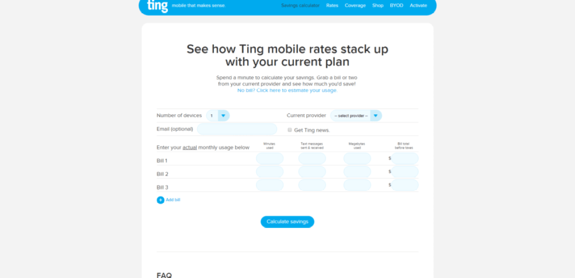 Ting Mobile - The Coverage You Want Without the Cost