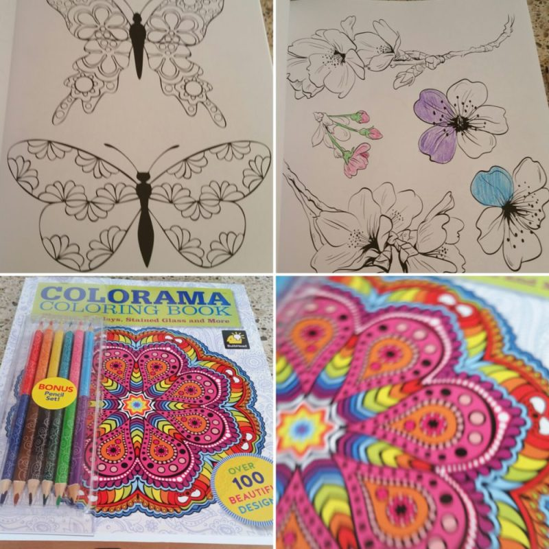 Relax with coloring #colorama