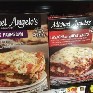 Michael Angelo's – Taste Just Like Home Cooking #Giveaway