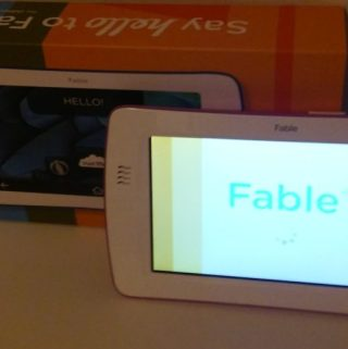 Be Worry-free -Fable Tablet for kids