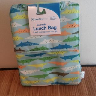 Bumkins Lunch Bag – Great for on the Go.